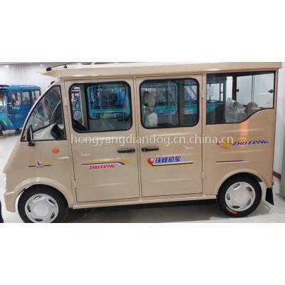 供应珠峰牌 电动4轮车客运车 1080宽 1200瓦 大款 电动四轮车