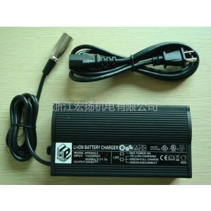 供应代步车轮椅车锂电池充电器HP8204L2 0180WL 24V 4A5A6A