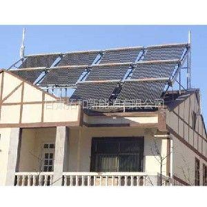 供应定西太阳能热水工程 酒泉太阳能采暖工程 拓和高科技股份公司