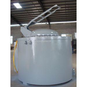 供应广东熔炉 东莞熔铝炉厂 铝液保温炉 金属熔炼炉