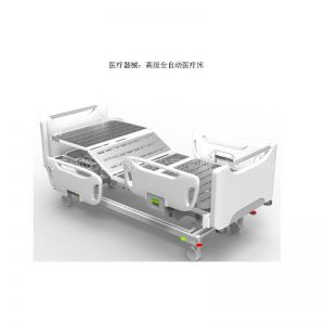 电动床工业设计 ID 产品结构 医疗设备外观设计 病床 机械 公司