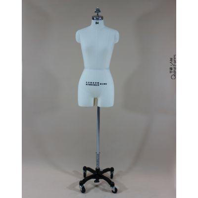 供应M码女体服装裁剪人台