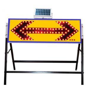 供应供应太阳能箭头灯/太阳能指示灯/郑州晶锐太阳能箭头灯