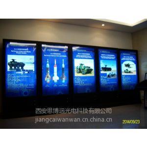 供应西安移动灯箱 卡布灯箱 机场展示灯箱动感灯箱 拉布灯箱 灯箱型材
