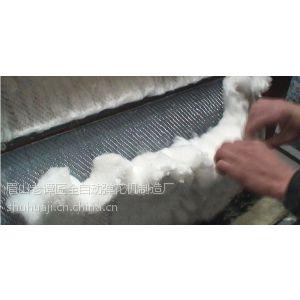 供应开茧机 蚕茧开松机械 蚕丝被加工机器13404062064