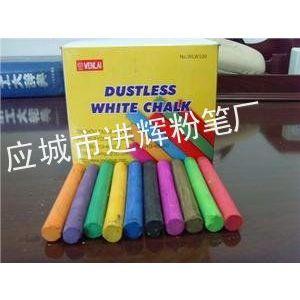 供应湖北供应彩色粉笔 白色粉笔 办公用品粉笔 粉笔价格低 粉笔质量好 销售粉笔