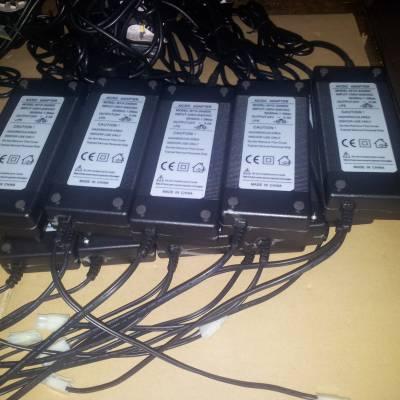 供应厂家直销16.8v8a大功率4串锂电池充电器