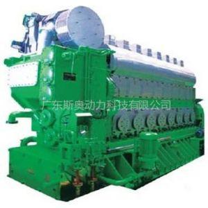 供应韩国现代双燃料发电机组