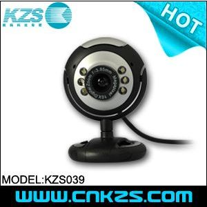 供应礼品摄像头 摄像头工厂 礼品摄像头工厂  微软六灯摄像头(640*480)