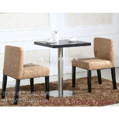 珠海哪家茶餐厅桌椅做的好 料理店 西餐厅餐桌椅定制家具厂