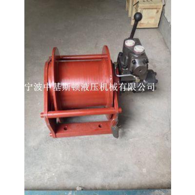 1.5吨提升牵引液压绞车 卷扬机 JW1500