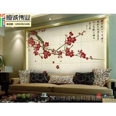 epsonUV小型平板打印机价格 陶瓷万能印花机 瓷砖背景墙喷绘机
