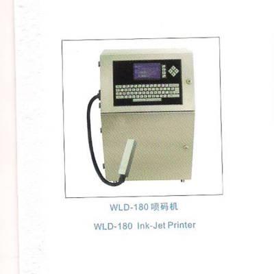 供应WLD-80B白墨喷码机 电线打码机 电器打码机 灯饰打码机