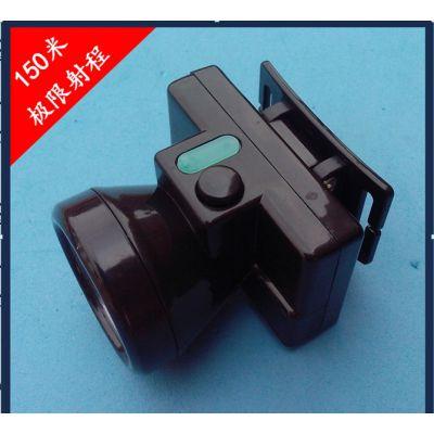 广州锂电头灯制造商 批发3W黄光小头灯锂电矿用头灯
