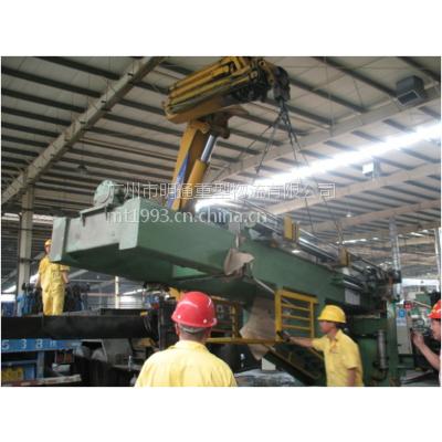 规模的工厂搬迁-免费的设备搬迁专家 广州明通集团
