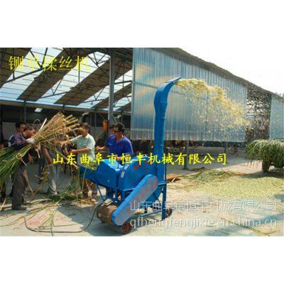 自动进料秸秆铡草机,高产量玉米秸秆铡草机,优质铡草机图片