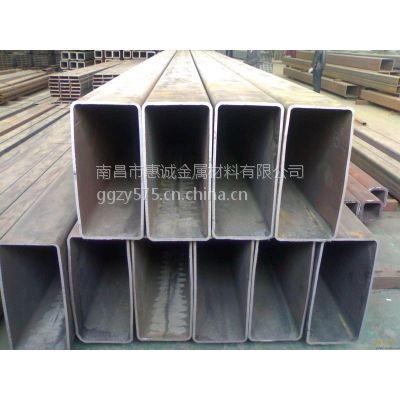 供应济钢矩形管材质Q195型号齐全江西地区可送货上门