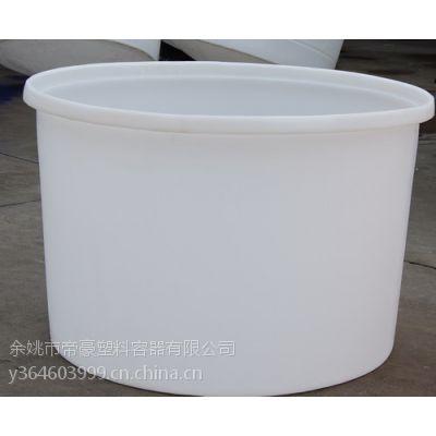 食品级塑料圆桶,2000L发酵塑料桶,PE水产养殖桶,发酵缸生产厂家