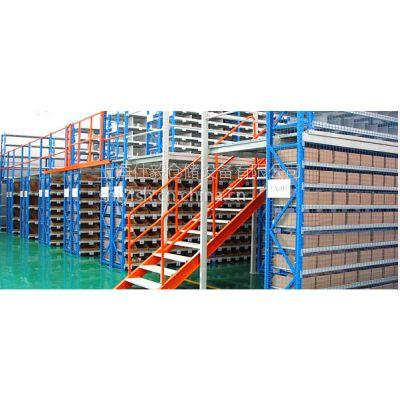 供应上海电子商务区组合式阁楼货架