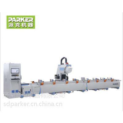 CNC加工中心 铝型材加工 PARKER/派克机器 三轴重载加工中心 DMCC3