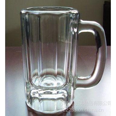 瑞泰375ml优白料啤酒玻璃杯