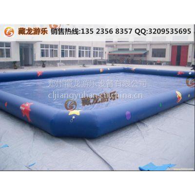 河北卖气垫泳池的厂家电话 儿童大型充气水池多少钱一平米 河南郑州气垫泳池质量好