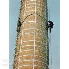 从化烟囱加固公司 砖烟囱裂缝加固欢迎洽谈