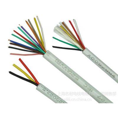供应RVVP1 铜芯聚氯乙烯绝缘、缠绕屏蔽、聚氯乙烯护套软电缆
