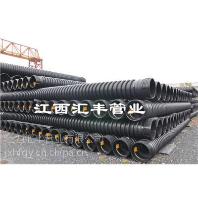 湖南节流式承插式HDPE缠绕结构B型管厂家直销价格