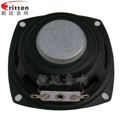 厂家直销3寸中低音蓝牙音箱喇叭 8Ω纸盆全频内磁扬声器