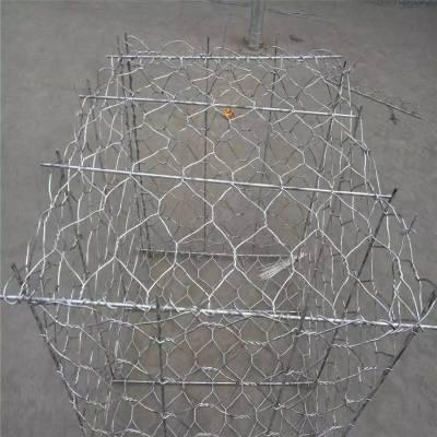 加固铅丝石笼 铅丝石笼护脚 格宾网安平