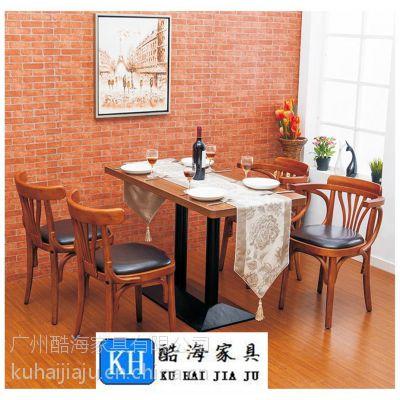 供应酷海家具定简约现代餐厅桌椅KH-2901高端大气上档次