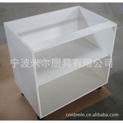供应定制橱柜柜体,生产加工,提供OEM厨柜柜体 双开门厨具柜体