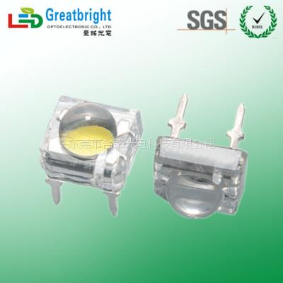 Greatbright台铭光电5mm食人鱼LED灯珠-选择台湾台铭光电