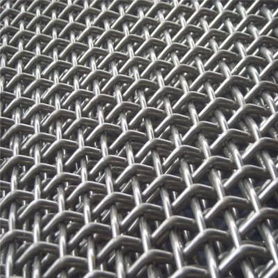 小轧花网 重型轧花网厂家 矿山用筛网
