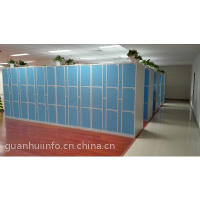 厂家供应 冠辉 GH-HID40 40门HID卡式存包柜