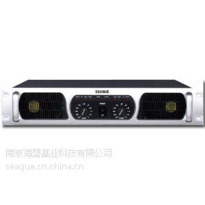 供应内蒙古海盟音视频会议系统厂家SG-400MA专业功放,音响扩声系统,网络视频会议,视听周边设备