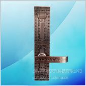 深圳宏安兴智能锁具 时尚指纹锁,和钥匙说拜拜