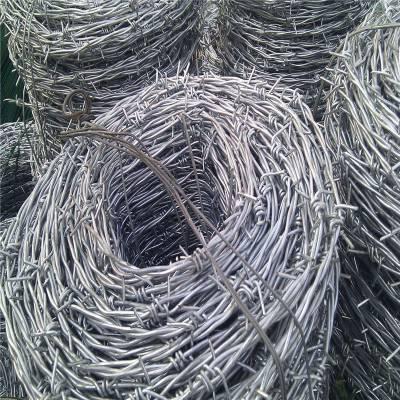 刺绳镀锌 刺线刺绳 园林围栏网厂家