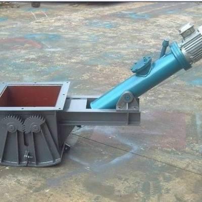 济宁电液动颚式闸门 国龙电液动鄂式闸门