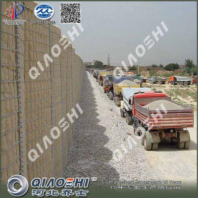 防爆墙沙袋装甲墙QS1-河北乔士