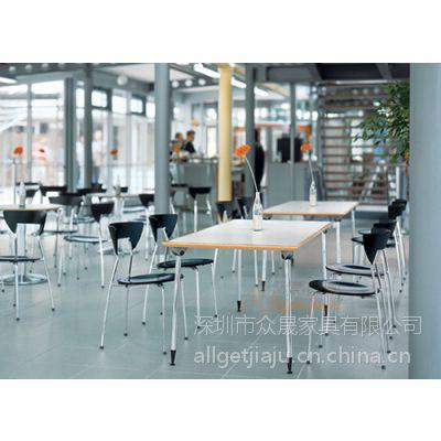 深圳众晟家具ZS-WO板式折叠多功能会议培训桌