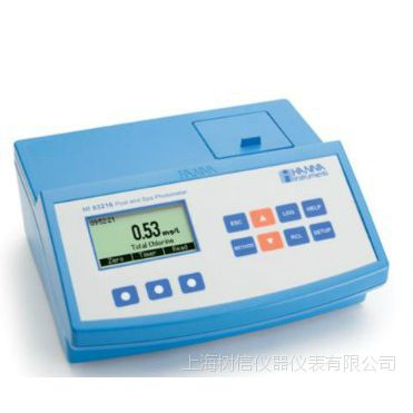 哈纳HI83216游泳池水质检测仪