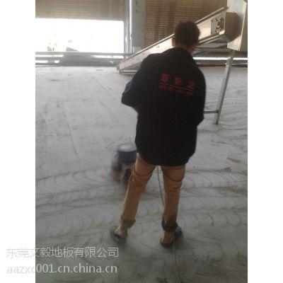 贵州金刚砂耐磨地坪施工