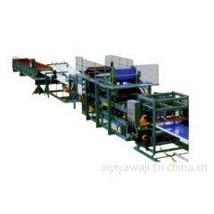 供应全自动复合板机、压瓦机、彩钢设备