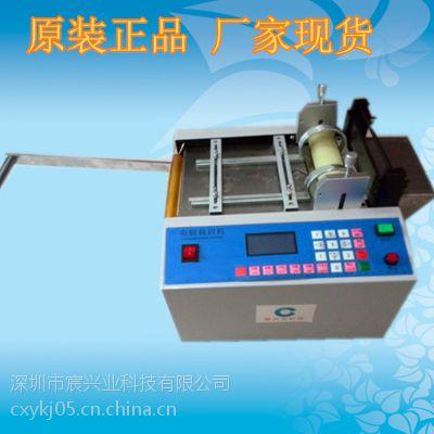 全国销量领先电容管切管神器 塑料软管切割机 多功能自动送料断管机