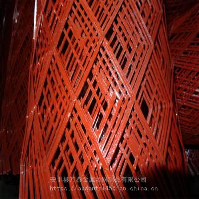 大量销售钢笆片 防锈漆钢笆片 建筑用钢板网