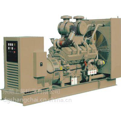惠州柴油发电机出租厂家 惠州发电机销售 惠州二手发电机【上柴机电】