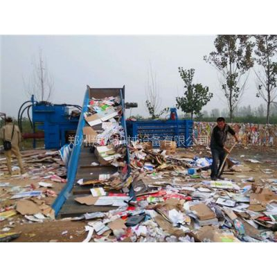 承德废纸打包机|豫华卓越品质(图)|秸秆打包机