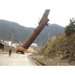 苏州砖烟囱定向爆破拆除期待您的合作